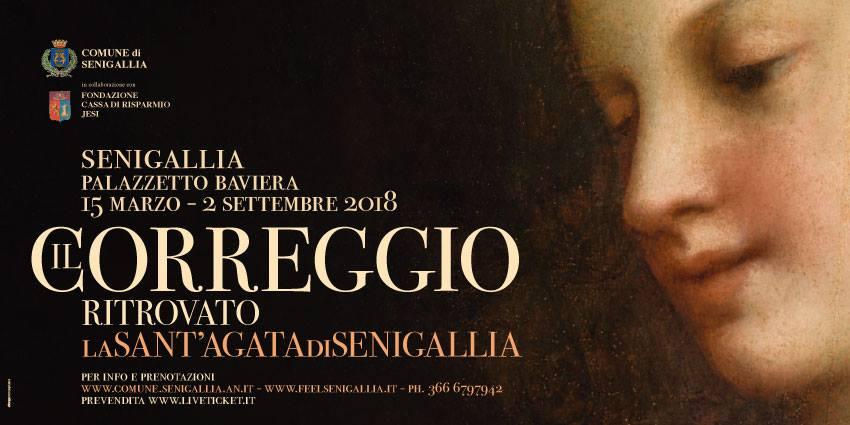 Mostra Correggio Senigallia